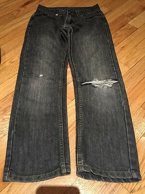PD&C Gray Jeans Size 8