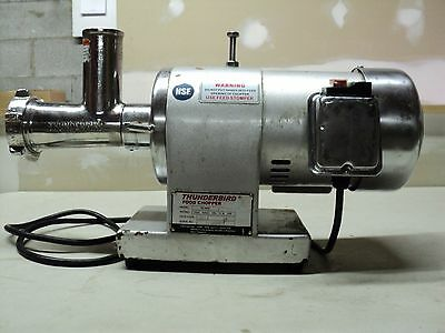 Used Thunderbird TB 300E Commercial Meat Grinder
