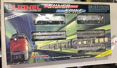 "Lionel Amtrak ""Silver Spike"" Set/ In Box- Vintage 1980's *RARE*"