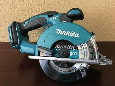 Makita XSC01 18V Lithium-Ion 5-3/8-inch Cordless Metal Cutting Saw Tool Only