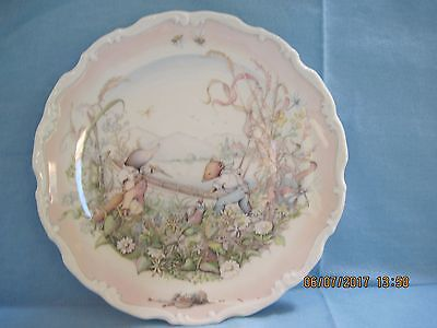 "Royal Doulton ""Wind in the Willows"" Plate Mint Condition"