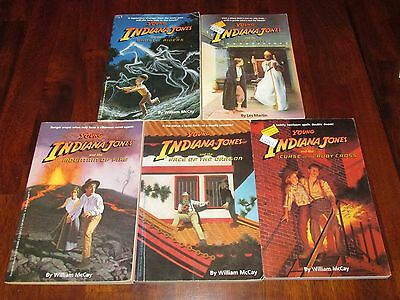 # 4 7 8 11 13 YOUNG INDIANA JONES LOT 5 By William McCay