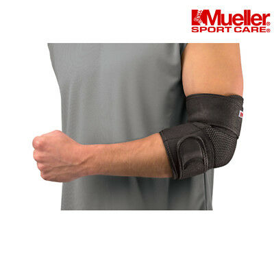Compression Elbow Support Mueller Adjustable Elbow Brace Strap for Weight