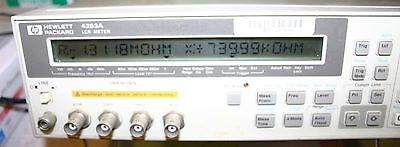 HP 4263A LCR Meter USED