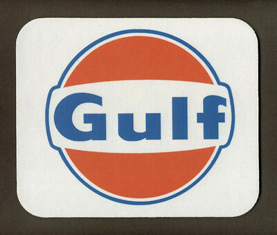 GULF Gas & Oil Mouse Pad *FREE SHIPPING