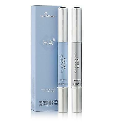 SkinMedica HA5 Smooth and Plump Lip System, 1.5 g / 0.05 Oz (each)