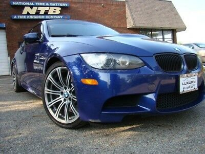 2009 BMW M3 Base Coupe 2-Door 2009 BMW M3 2dr Cpe