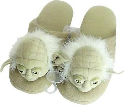 Star Wars Slippers (Yoda) - Small Free Shipping!