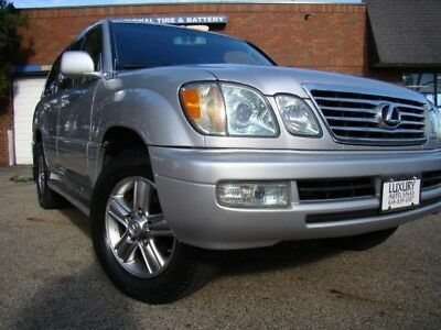 2007 Lexus LX Base Sport Utility 4-Door 2007 Lexus LX 470 4WD 4dr highway miles drives great cl