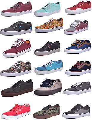 Vans Chukka Low Men s Ultracush Pro Low Top Skateboard Shoes Choose Color    Size f5efa0efe