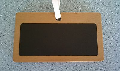 Longaberger NEW large Blackboard tie-on NEW in pkg  Black board
