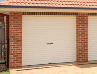 Roller door x 2 3020mm wide x 2300mm high aud for 15 x 8 garage door