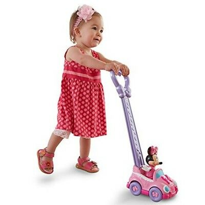 Fisher-Price Disney's Minnie Mouse 2-in-1 Push Car