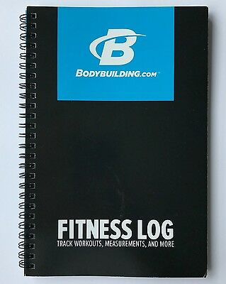 Bodybuilding Fitness Log - Gym Diary Journal Tracker Workout