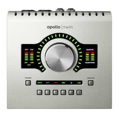 Universal Audio Apollo Twin Duo USB PC ONLY