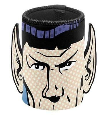 Star Trek Spock Ears Can Cooler Stubby Holder
