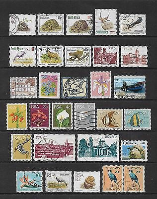 SOUTH AFRICA - mixed collection No.31, decimal