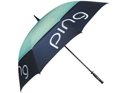Ping Ladies Umbrella Navy/Mint