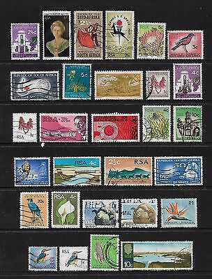 SOUTH AFRICA - mixed collection No.32, decimal