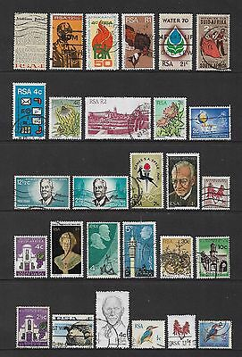 SOUTH AFRICA - mixed collection No.34, decimal