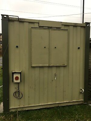 20 foot Shipping Container/welfare office/shower/mess room