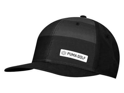 Puma Novelty Graphic Adjustable Cap - Black Stripe