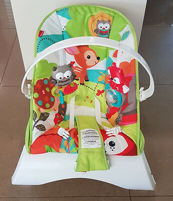 Fisher Price Baby Bouncer and Play Gym