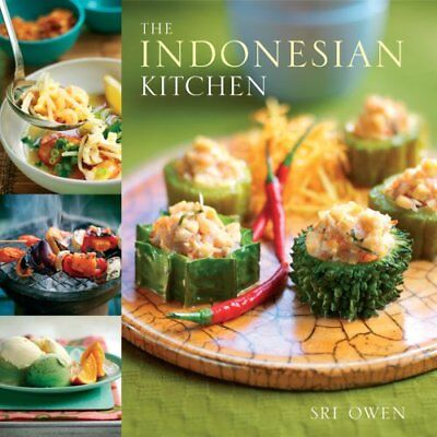 The Indonesian Kitchen: Recipes and Stories,HC,Sri Owen, Gus Filgate - NEW