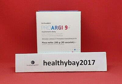 Proargi-9+ 1 pack L-arginine Complexer * FAST SHIPPING * FREE ONE SACHET EXTRA