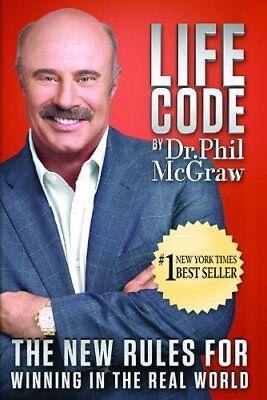 Life Code: The New Rules for Winning in the Real World,PB,Phil McGraw - NEW
