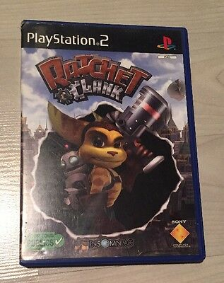 Ratchet et Clank PS2 SANS NOTICE
