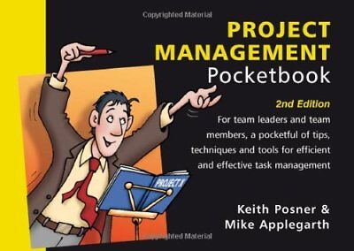 Project Management Pocketbook,PB,Keith Posner, Mike Applegarth, Phil Hailstone