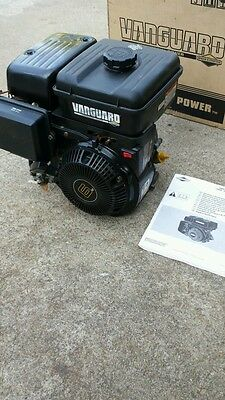 Briggs& Stratton vanguard.commercial engine 6H/P..made in Japan