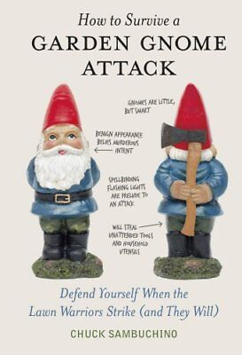 How to Survive a Garden Gnome Attack,HC- NEW