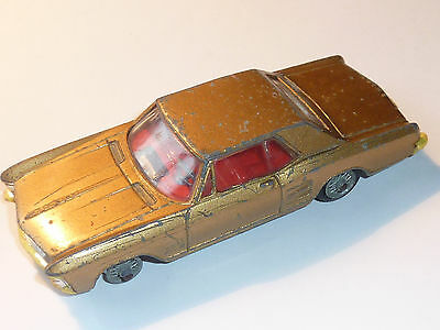 CORGI TOYS BUICK RIVIERA MADE in UK ANCIEN jouet voiture miniature CAR