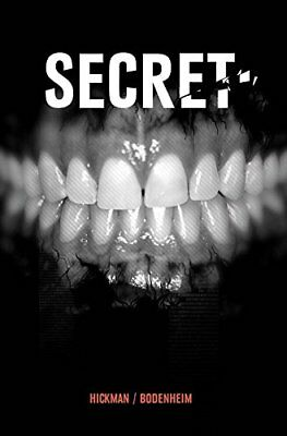 Secret,PB,Jonathan Hickman - NEW