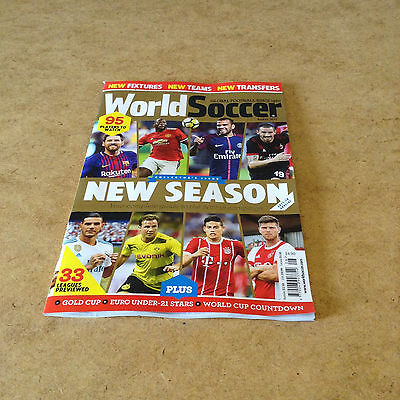World Soccer Aug 2017 New Season Special Complete Guide 33 Leagues Previewed