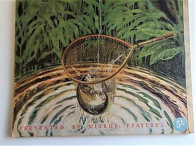 An Early & Rare Copy Of 'mr Crabtree Goes Fishing' Signed By Bernard Venables