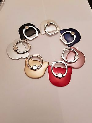 Ring Cat Finger Grip Rotating Ring Holder Stand For All Mobile Devices