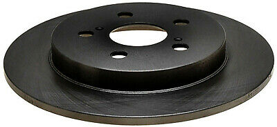 Disc Brake Rotor-Coated Rear ACDelco Advantage 18A2635AC