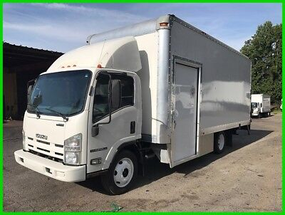 2012 Isuzu NPR HD 20 Foot Box 126K Miles *Large Aluminum Lift Gate* Southern Run