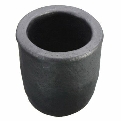 3KG Casting Clay Graphite Crucibles Refining Melting Copper Aluminium Brass