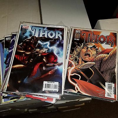Thor (2007) Lot - Complete Run w/Issue #s 1-12 + #s 600-621, Avengers