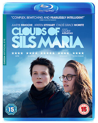 Clouds of Sils Maria Blu-ray (Blu-ray)