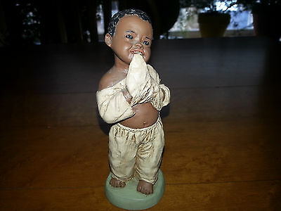 All God's Children David #93  collectible Figurine Martha Holcombe Miss Martha