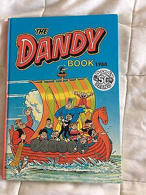 The Dandy Book 1988 (DANDY/BEANO 50 years young)