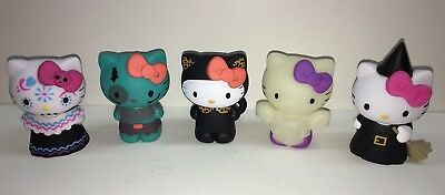 Set of 5 Funko Hello Kitty Halloween Mystery Minis Vinyl Figures BRAND NEW