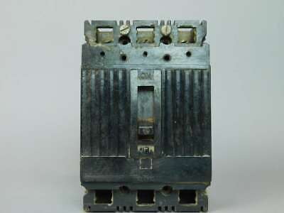 General Electric 3-Pole, 15 Amp, Circuit Breaker TEF134015
