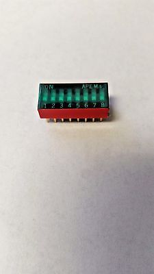 APEM DIP Switch DSR08T 21 pcs.