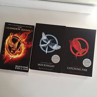 the hunger games trilogy by suzanne collins essay Of bread, blood and the hunger games: critical essays on the suzanne collins  trilogy mary f pharr and leisa a clark, eds jefferson, nc: mcfarland and.